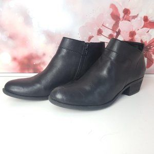 Lucky Brand Brintly Waterproof Ankle Boots Black 9